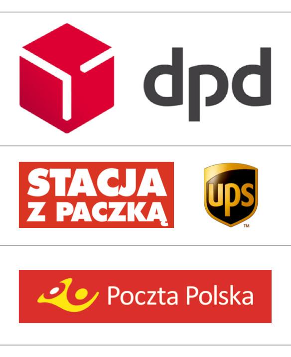 Opcje dostawy
